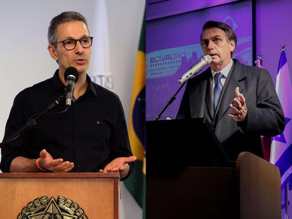 """Zema e Bolsonaro: eleitos em nome da """"nova política"""", mas já acumulando, em tempo recorde, muitas reversões de expectativas"""