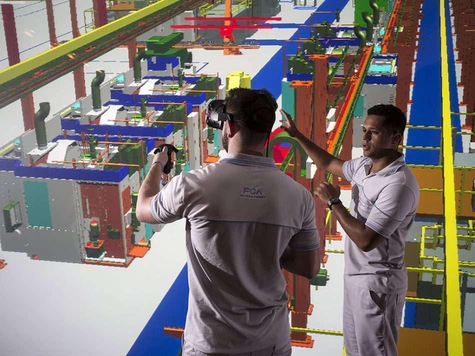 A nova fábrica de motores já nascerá em ambiente da Indústria 4.0 e fará uso de realidade virtual